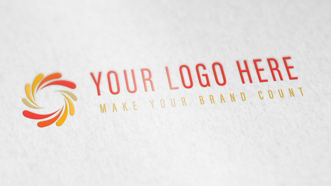 Your logo design does not define your brand, you do.